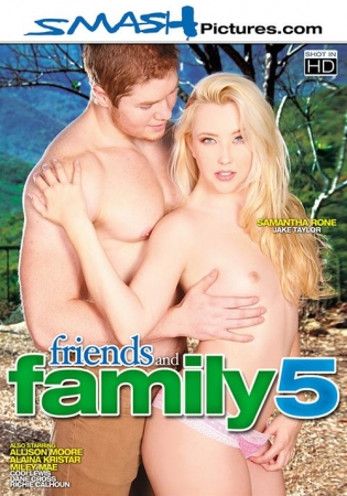 Friends And Family 5 (2014) WEBRip