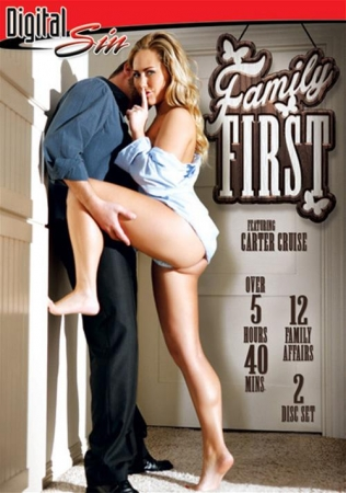 Family First (2014) 2 Disc DVDRip