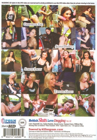 British Sluts Love Dogging 2 (2014) WEBRip