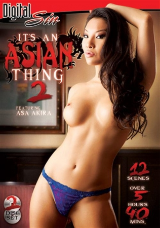 Its An Asian Thing 2 (2014) 2 Disc DVDRip