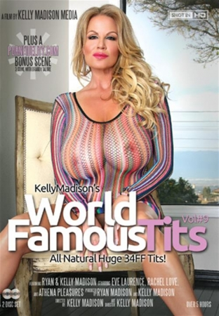 Kelly Madisons World Famous Tits 9 (2014) DVDRip