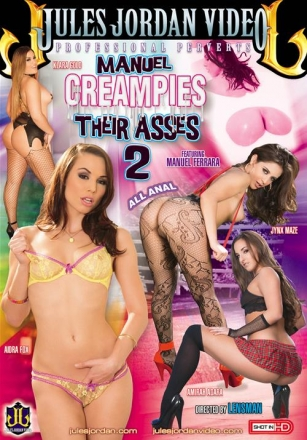 Manuel Creampies Their Asses 2 (2015) WEBRip