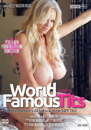 Kelly Madisons World Famous Tits 10 (2015) DVDRip