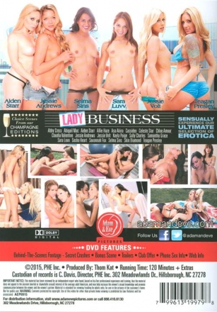 Lady Business (2015) DVDRip