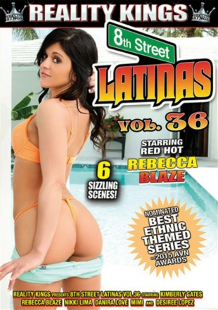 8th Street Latinas 36 (2015) DVDRip