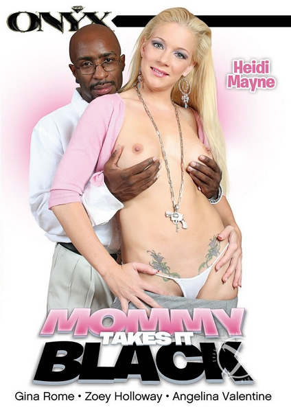Mommy Takes It Black (2016) DVDRip