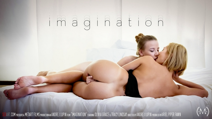 Olivia Grace, Tracy Lindsay - Imagination (SexArt 2.5.2016)