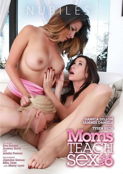 Moms Teach Sex 6 (2016) DVDRip