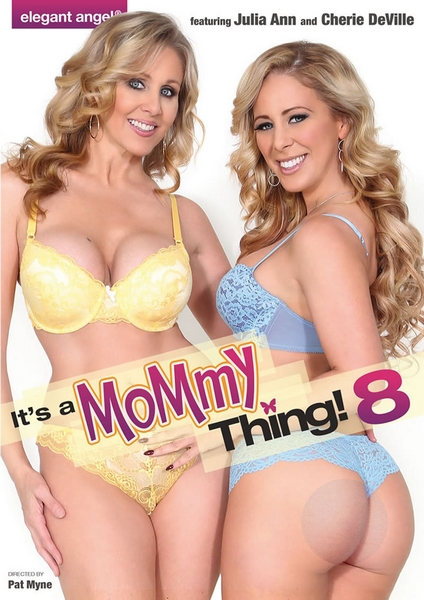Its A Mommy Thing 8 (2016) DVDRip