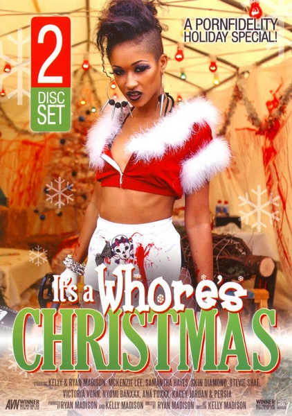It's A Whore's Christmas (2015) 2 Disc DVDRip