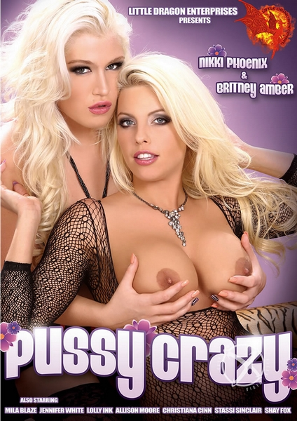 Pussy Crazy (2015) DVDRip