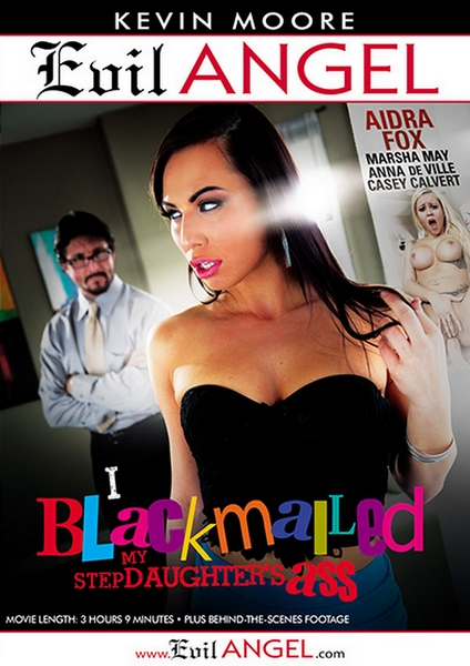 I Blackmailed My Stepdaughter's Ass (2016) DVDRip