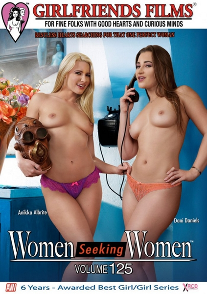 Women Seeking Women 125 (2016) DVDRip