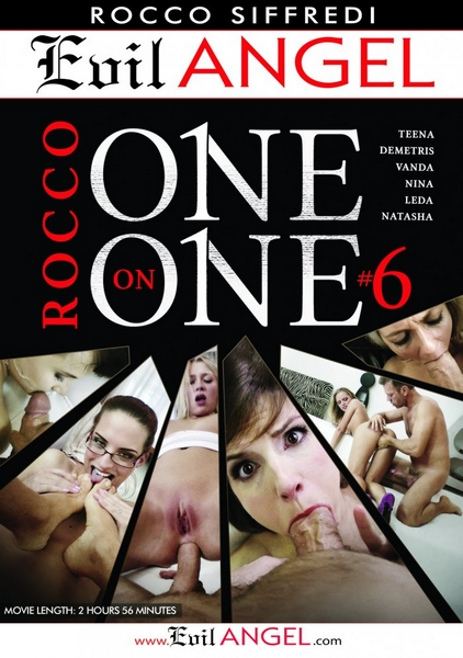 Rocco One On One 6 (2016) DVDRip