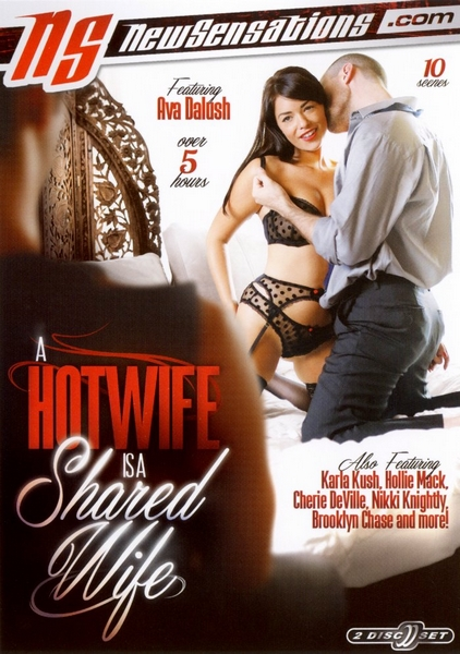 Hotwife Is A Shared Wife (2016) 2 Disc DVDRip