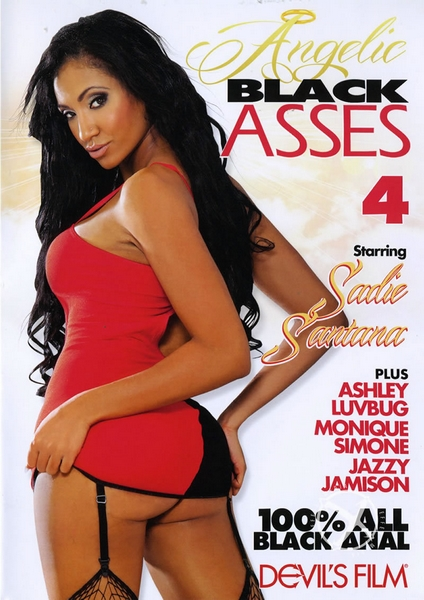 Angelic Black Asses 4 (2016) DVDRip