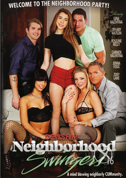 Neighborhood Swingers 16 (2016) DVDRip