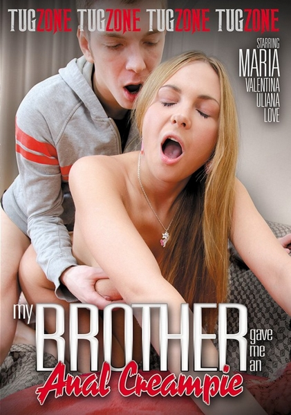 My Brother Gave Me An Anal Creampie (2016) DVDRip