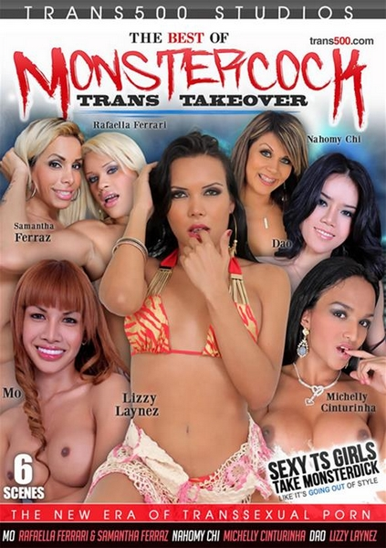 Best Of Monstercock Trans Takeover (2016) DVDRip
