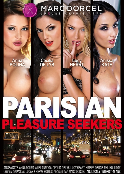 Parisian Pleasure Seekers (2016) DVDRip