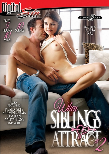 When Siblings Attract 2 (2016) 2 Disc DVDRip