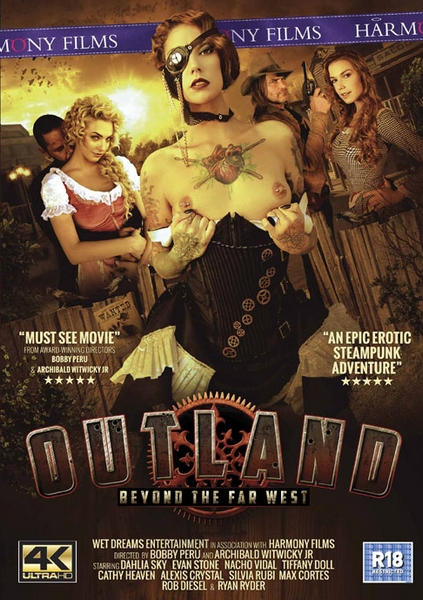 Outland: Beyond The Far West (2016) DVDRip