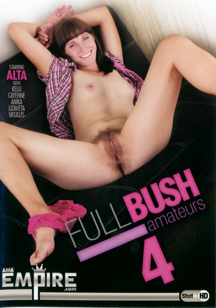 Full Bush Amateurs 4 (2015) DVDRip