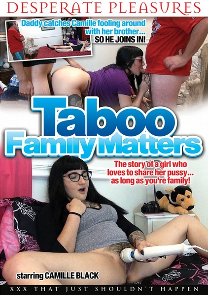 Taboo Family Matters (2015) DVDRip