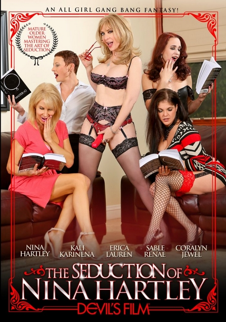 The Seduction Of Nina Hartley (2016) DVDRip