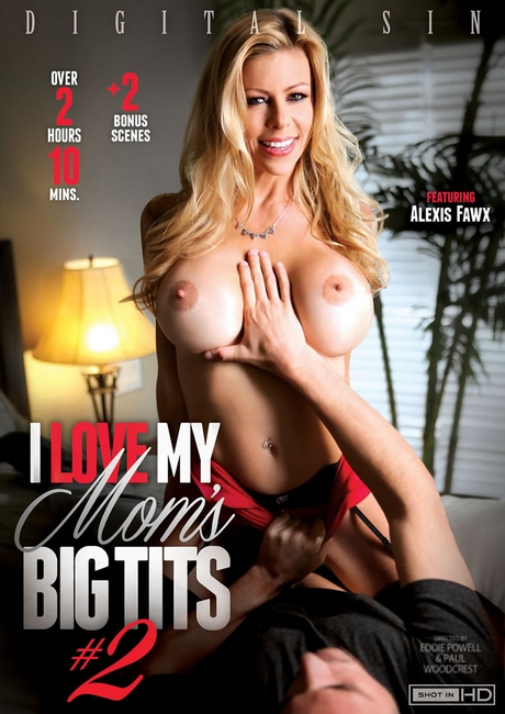 I Love My Mom's Big Tits 2 (2016) DVDRip