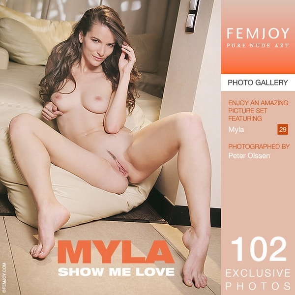 [FemJoy] Myla - Show Me Love - Jun 14, 2016