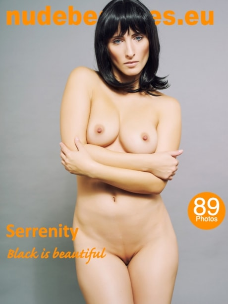 [NudeBeauties] Serrenity - Black Is Beautiful - 13 Jun, 2016