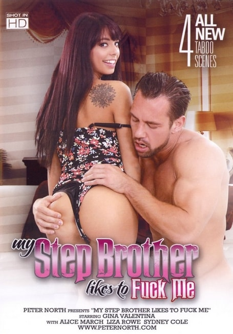 My Step Brother Likes To Fuck Me (2016) DVD