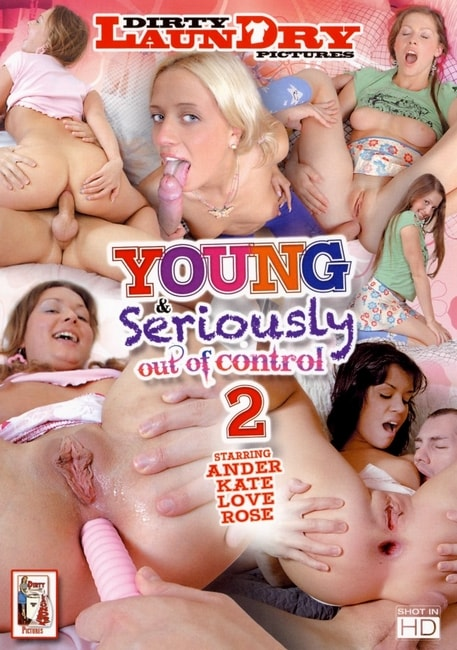Young & Seriously Out Of Control 2 (2016) DVDRip