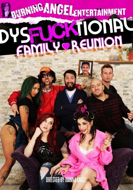 Dysfucktional Family Reunion (2016) DVDRip