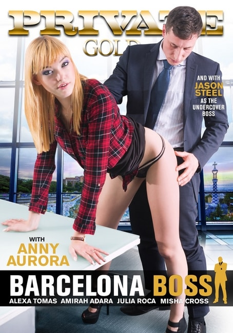 Private Gold 198: Barcelona Boss (2016) DVDRip