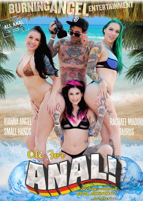 Ole For Anal (2016) DVDRip