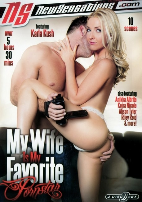 My Wife Is My Favorite Pornstar (2016) 2 Disc DVDRip