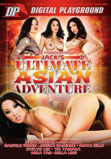 Jack's Ultimate Asian Adventure (2016) DVDRip