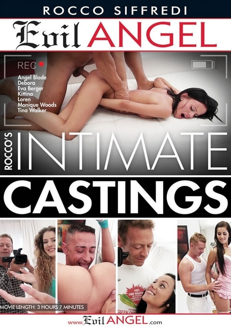 Rocco's Intimate Castings (2016) DVDRip