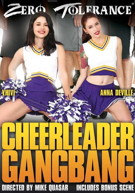 Cheerleader Gangbang (2016) 2 Split scenes SD