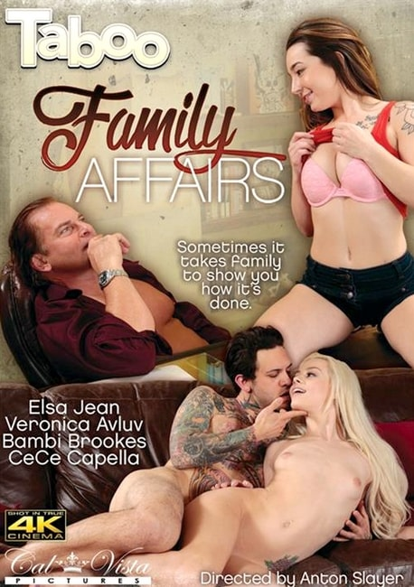 Taboo Family Affairs (2016) 4 Split scenes SD