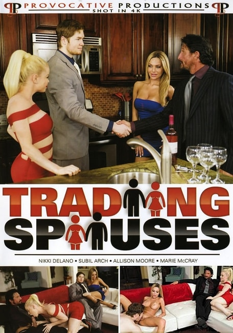 Trading Spouses (2016) DVDRip