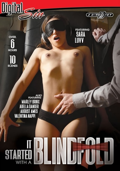 It Started With A Blindfold (2016) 2 Disc DVDRip