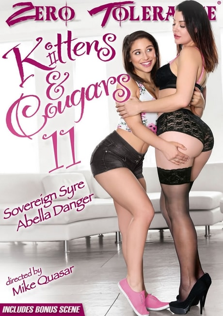 Kittens And Cougars 11 (2016) DVDRip