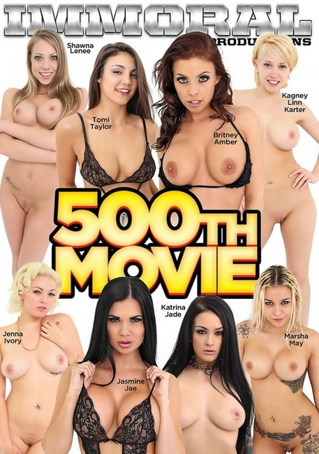 500th Movie (2016) DVDRip