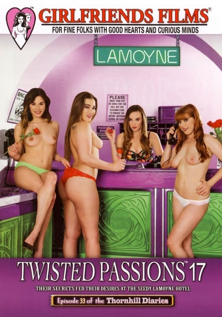 Twisted Passions 17 (2016) DVDRip