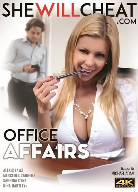 Office Affairs (2016) DVDRip
