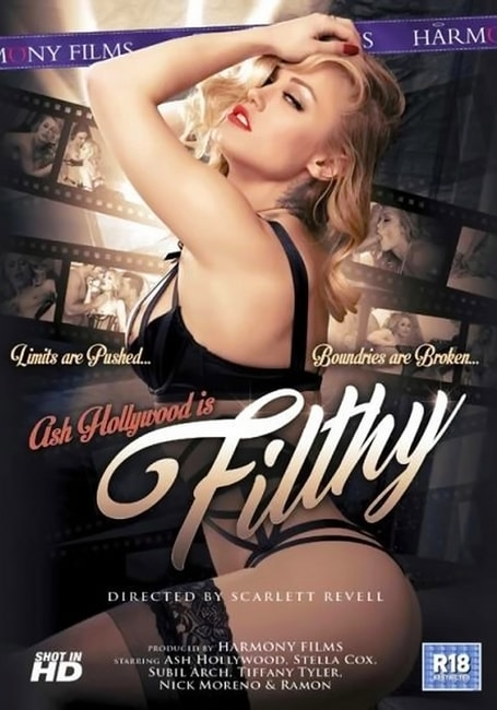 Ash Hollywood Is Filthy (2016) DVDRip