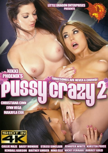 Pussy Crazy 2 (2016) DVDRip